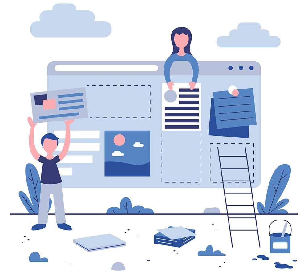 Quel constructeur de page choisir entre elementor divi full site editing